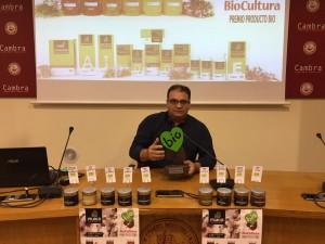 Presentació de la nova gamma de productes ecològics